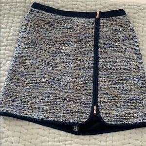 J.Crew Mini Tweed Skirt